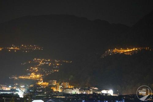 Andorra Hotelaussicht