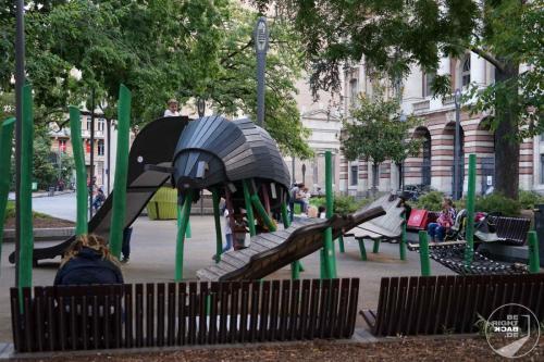 Toulouse Spielplatz