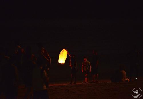 Goa Lichtzeichen