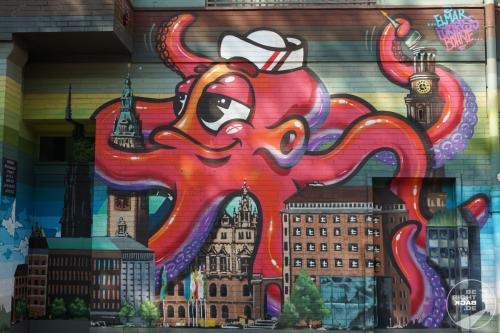 Hamburg - City Octopus