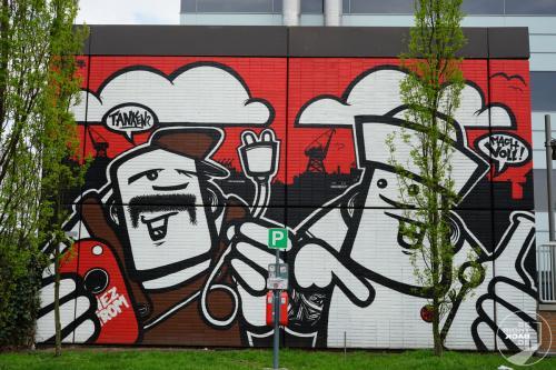 St. Pauli - Street Art