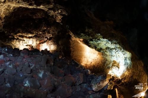 Hawaii Lava Cave