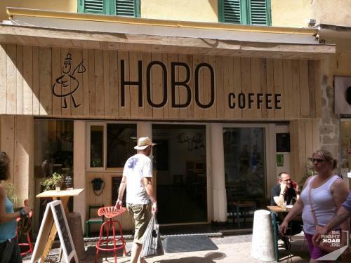 Hobo Cafe in Nizza
