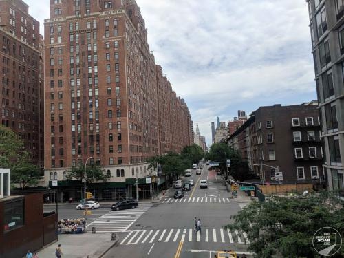 New York - High Line View