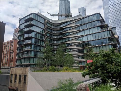 High Line Bürogebäude