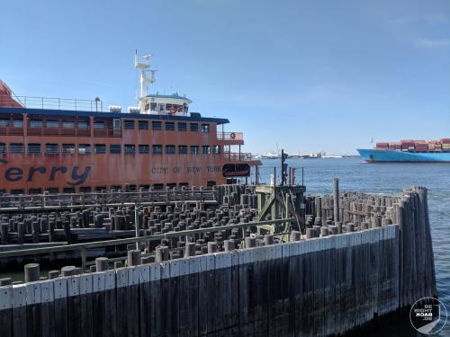 Stetan Island Ferry Pier