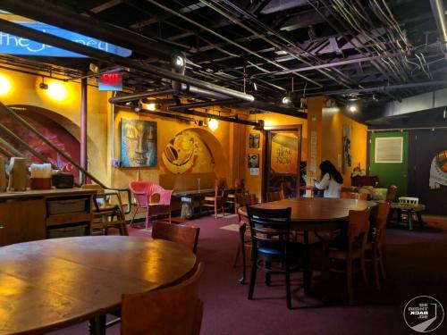 Boston - Alternatives Restaurant