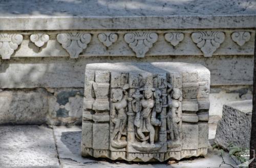 Udaipur City Palace Reliquie