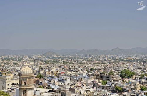 Udaipur Stadt