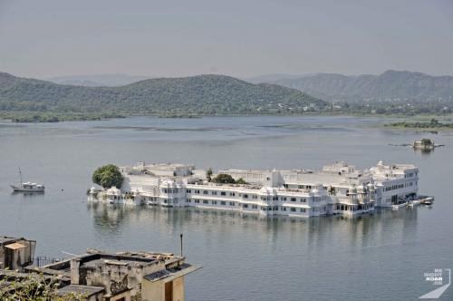 Udaipur Taj Lake Palace