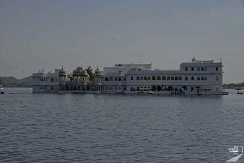 Udaipur Taj Lake Palace am See