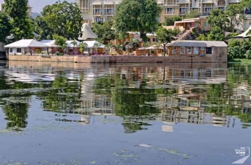 Udaipur Hotel Veranda
