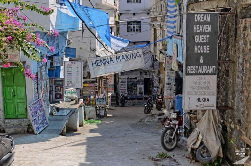 Udaipur Nebenstraße