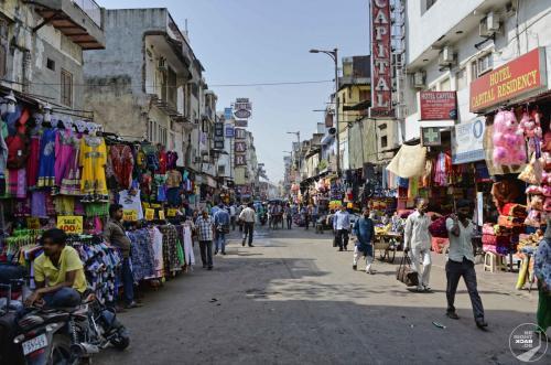 Delhi Marktstraße