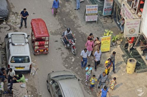 Delhi Hotelstraße