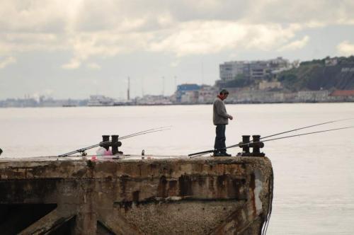 Lissabon Angler