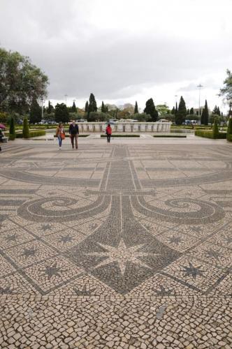 Lissabon Mosaik