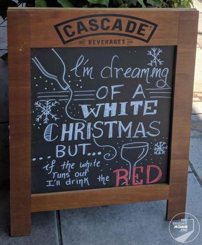 Adelaide  White Christmas