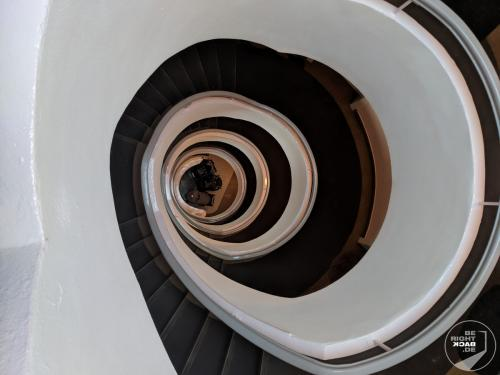 Treppenhaus bei Katrin