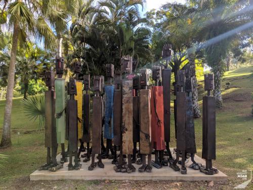 Martinique - Habitation Clément Moderne Kunst