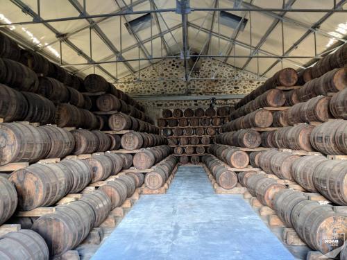 Martinique - Habitation Clément Rum Lager