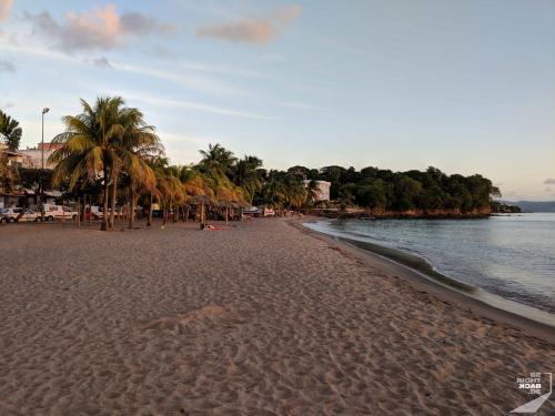 Martinique - Schoelcher Beach
