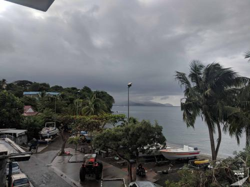 Martinique - Schoelcher Impending Doom