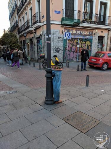 Madrid lässt die Hosen runter