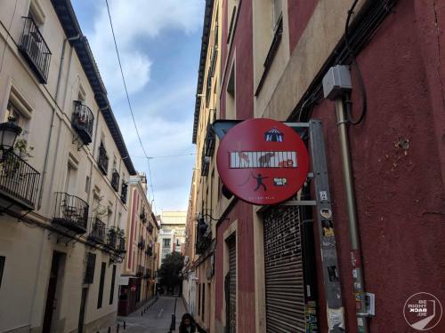 Madrid ist ein Zoo der Eitelkeiten