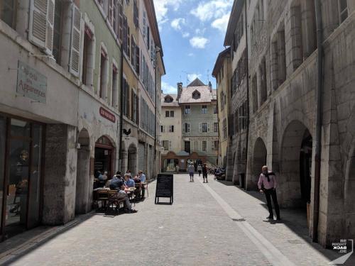 Annecy - Innenstadt