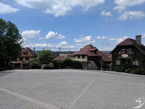 Annecy - Schlossplatz