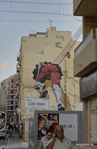 MaltaStreet Art in Sliema