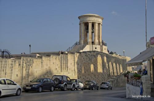 Valletta Glockenturm