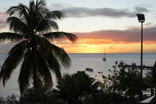 Martinique - Schoelcher Aussicht auf den Ozean