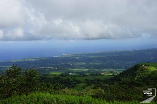 Martinique Aussicht