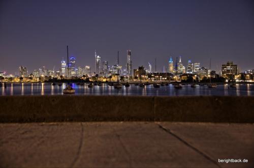 Melbourne Jachthafen