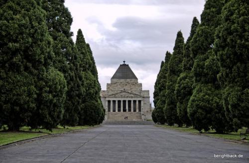 Kriegsdenkmal in Melbourne
