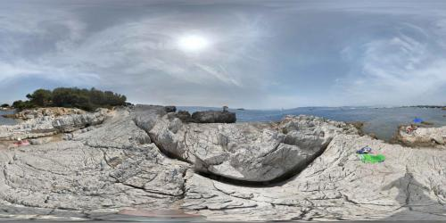 Antibes Kliff
