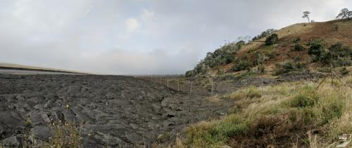 Hawaii Cold Lava