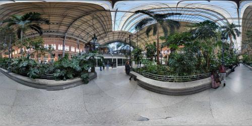 Hauptbahnhof Madrid