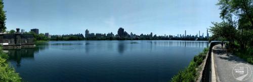 New York - Central Park Reservois
