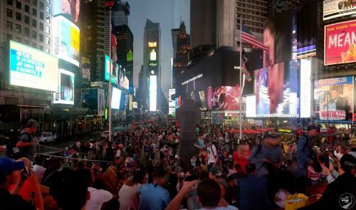 Times Square - Panorama