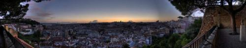 Sundown Over Lisbon