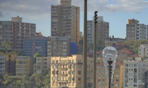 Sydney Opera Lampenreihe