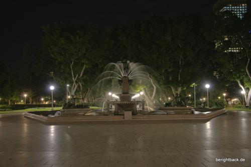 Ornate Well Hyde Park Sydney