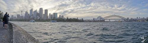 Sydney Hafen Skyline