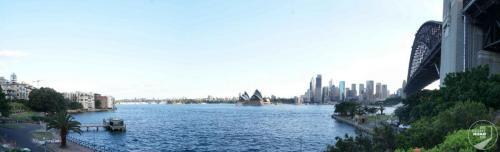 Sydney Nord Hafen