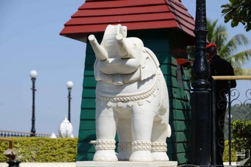 Udaipur Jagmandir Elefant