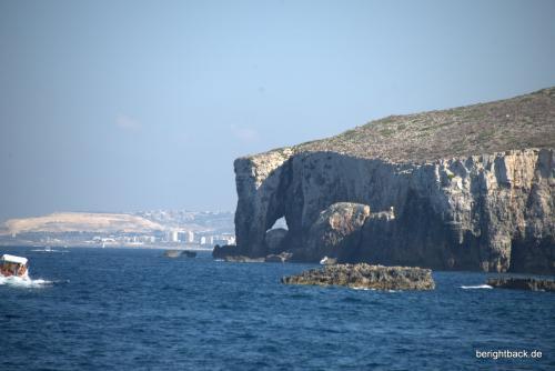 Malta Elefantenfelsen