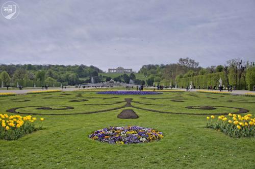 Wien Park Schönbrunn